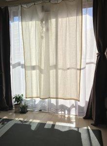 手作りカーテンstudio sarada
