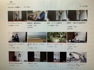 sarada yoshiko YouTube画像