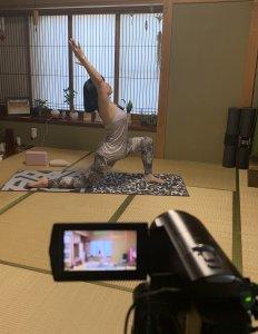 sarada yoshiko動画