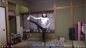 【My practice・ASANA】sarada yoshiko