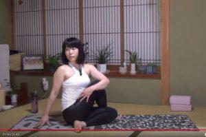 【 My practice asana2】sarada yoshiko